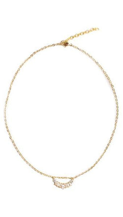 Lake Choker Necklace by Five and Two