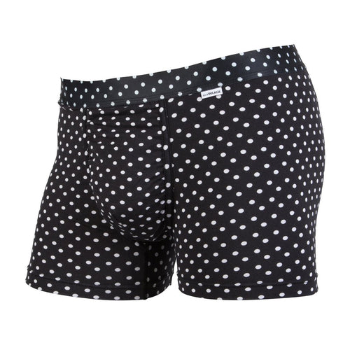 WEEKDAY TRUNK BLACK DOTS