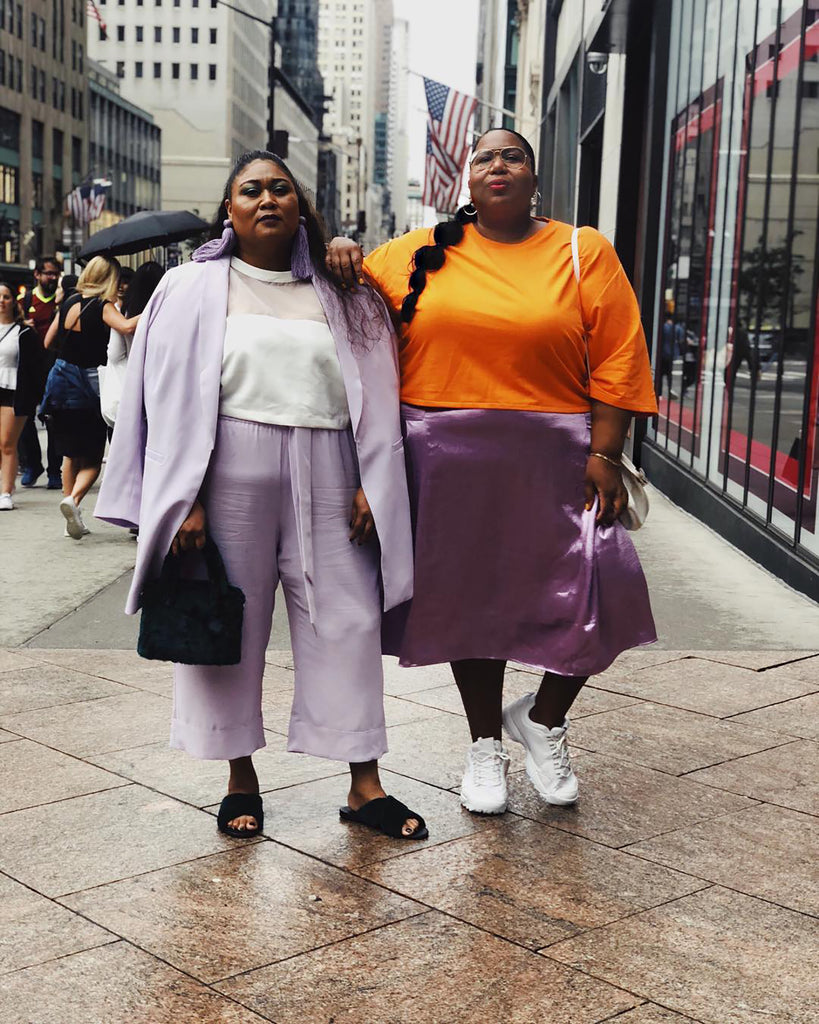 Here's Why Blogger Kellie Brown Started Her Own Fashion Week Hashtag
