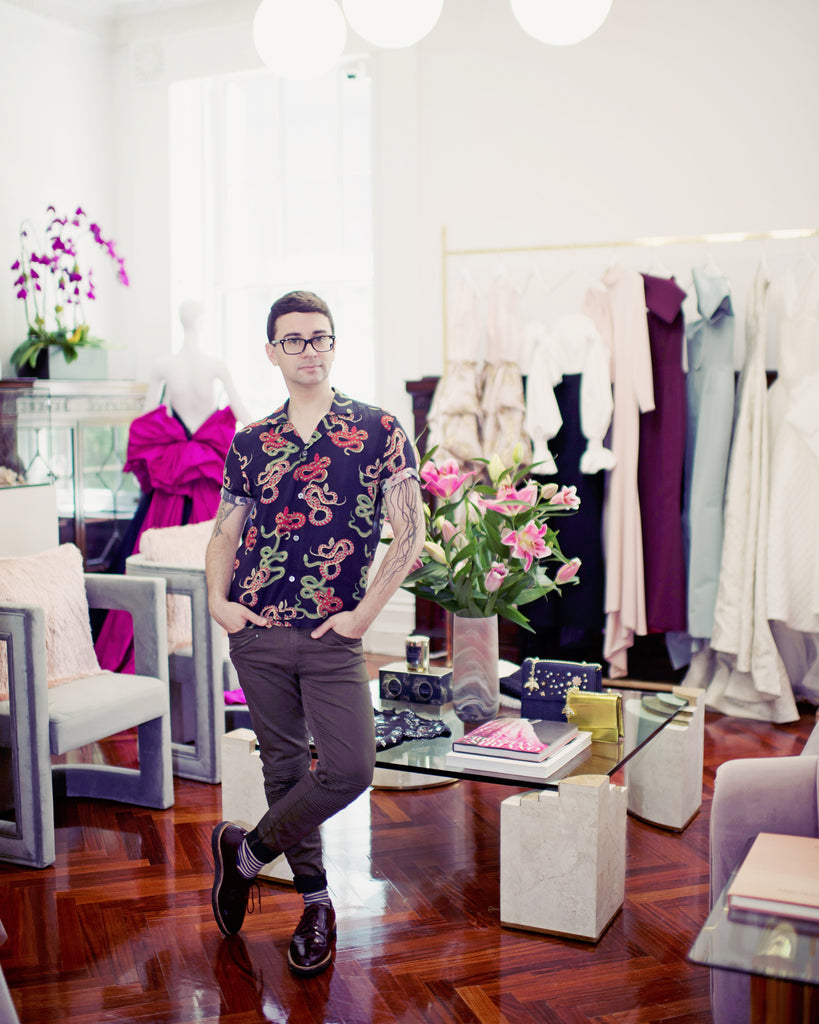 Tête-à-Tête with Christian Siriano