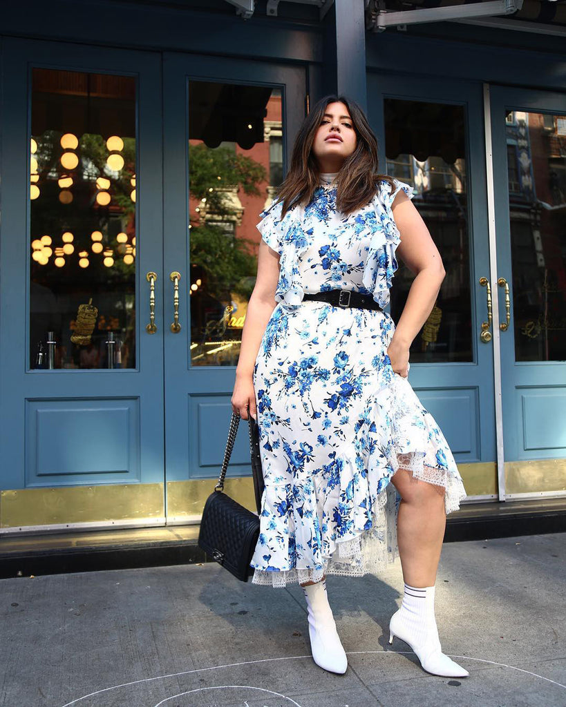 Model Denise Bidot Gets Candid About her Photoshop-Free Pictures
