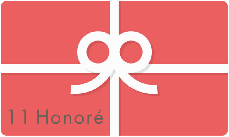 Plus Size Designer Fashion Holiday Gift Guide 11 HONORE Gift Card