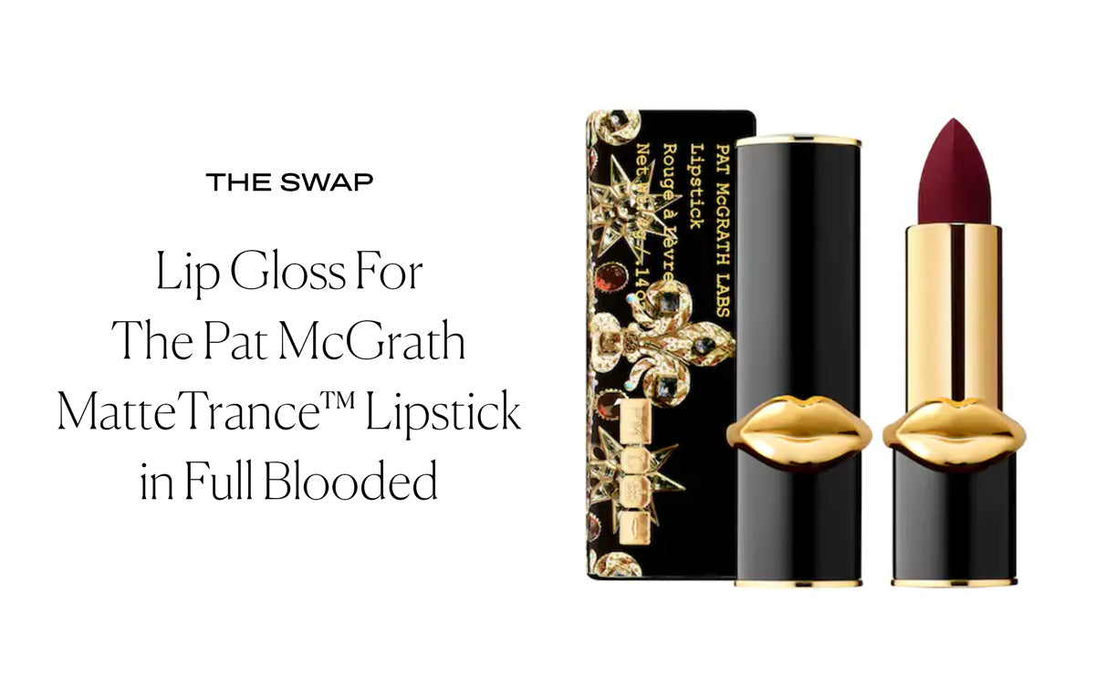 Pat McGrath MatteTrance™ Lipstick in Full Blooded