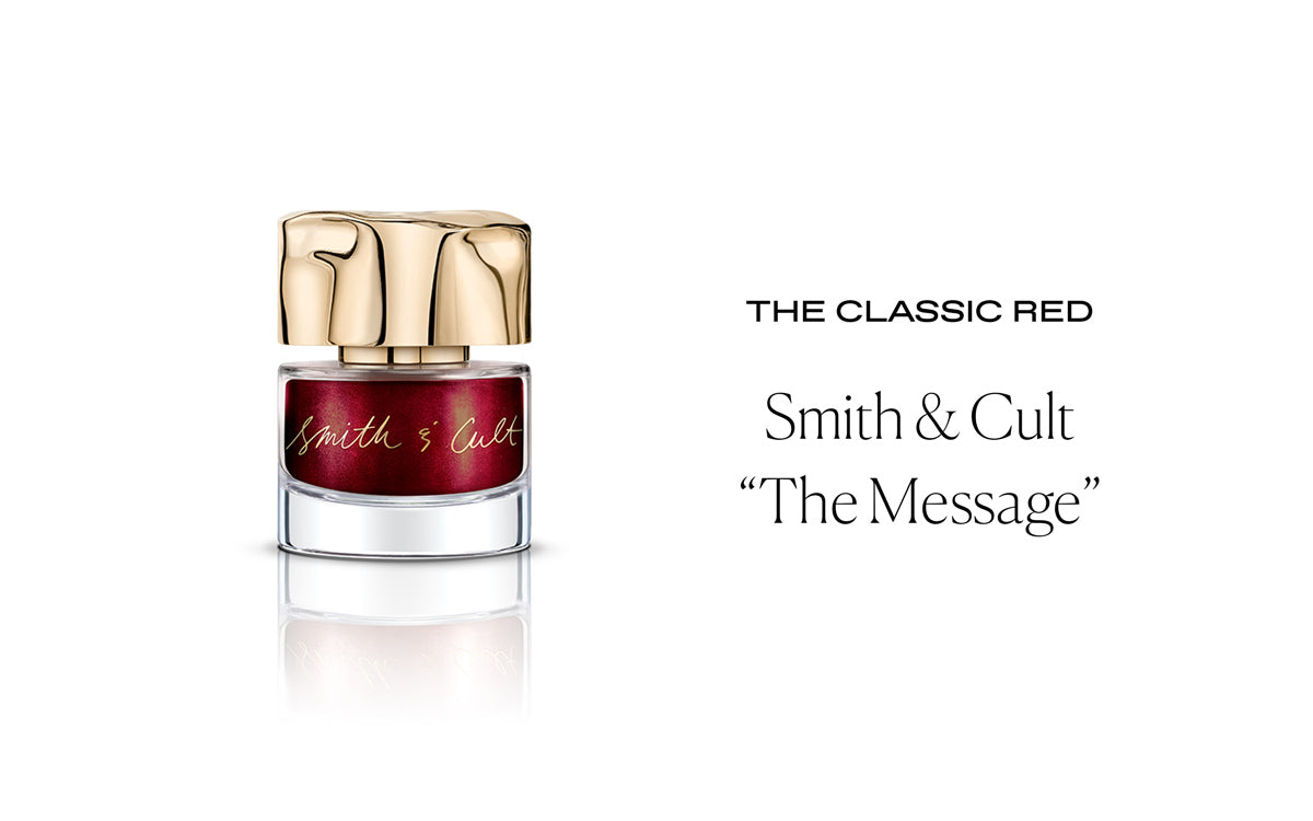 Smith & Cult Nail Polish in The Message