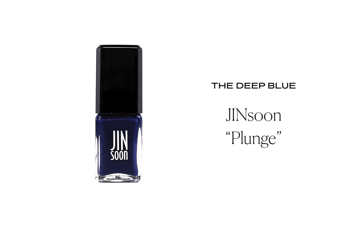 JINsoon Nail Polish in Plunge