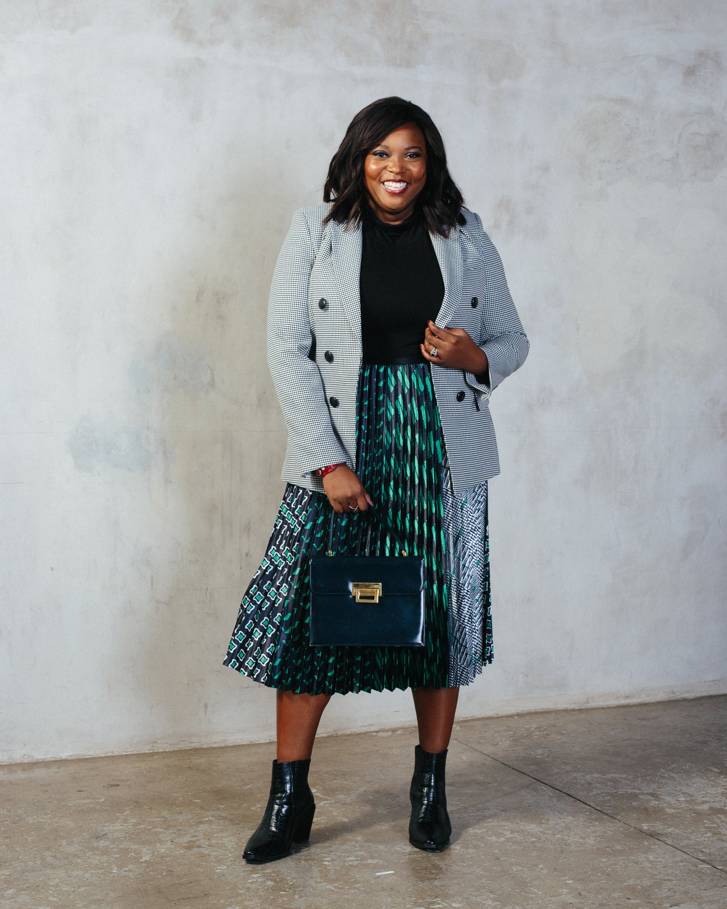 What to Wear Where: with Stylist and TV Personality, Melissa Chataigne