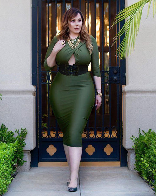 Plus Size Designer Fashion
