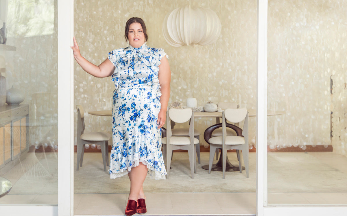 Plus Size Designer Fashion Britney Young
