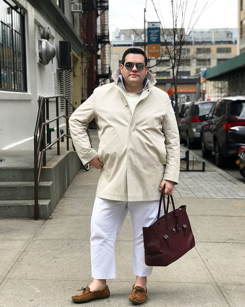 Ryan Dziadul, Founder of Extra Extra Style