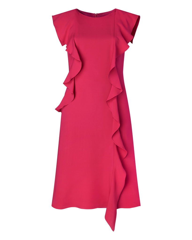 McEwan Ruffle Dress