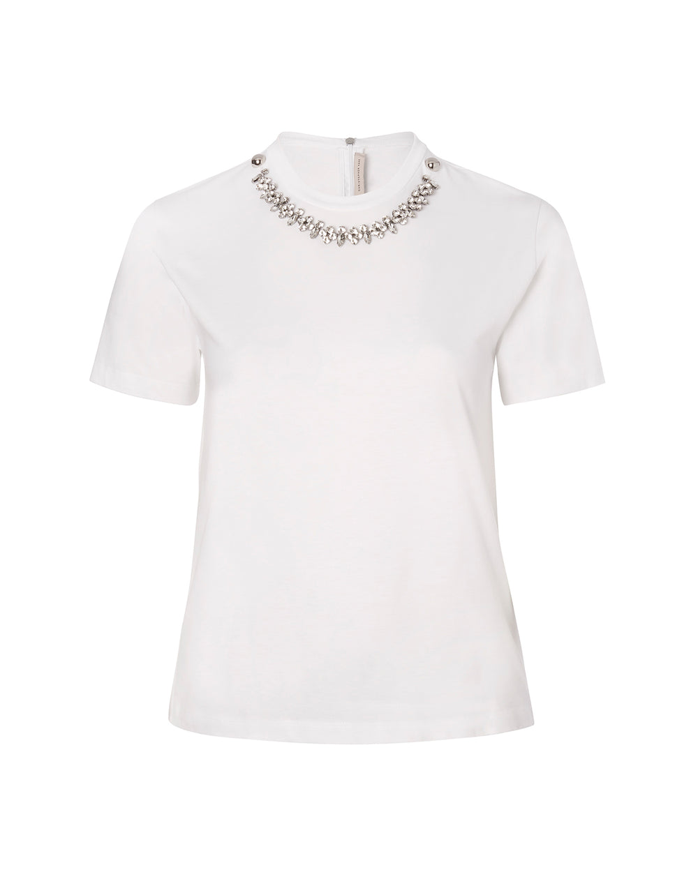 Crystal Necklace T-Shirt