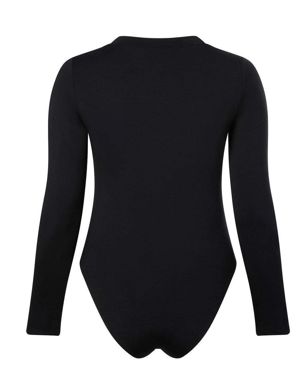 Long Sleeve Crew Bodysuit