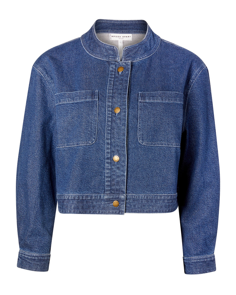 Marpessa Denim Jacket