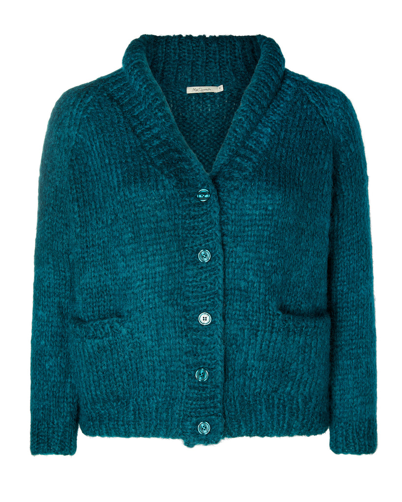 Jecko Knitted Cardigan