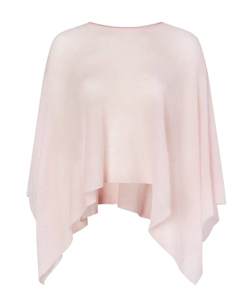 Featherweight Mohair Cape