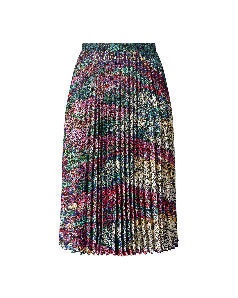 Printed Uni Skirt