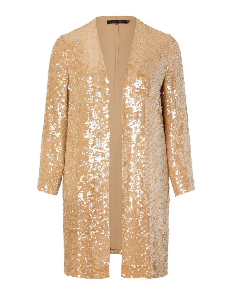 Sequin Viscose Duster