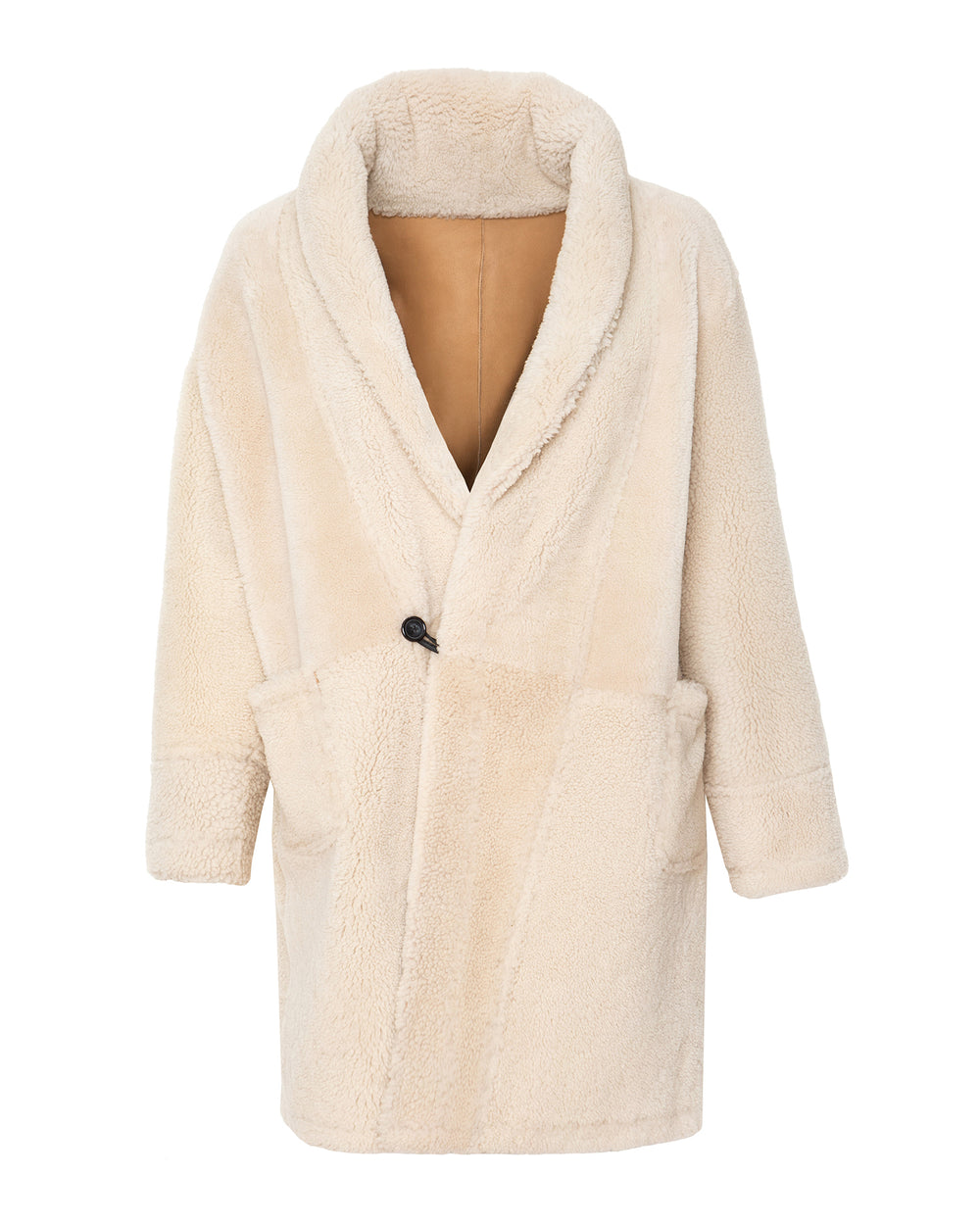 Aerie Shearling Coat