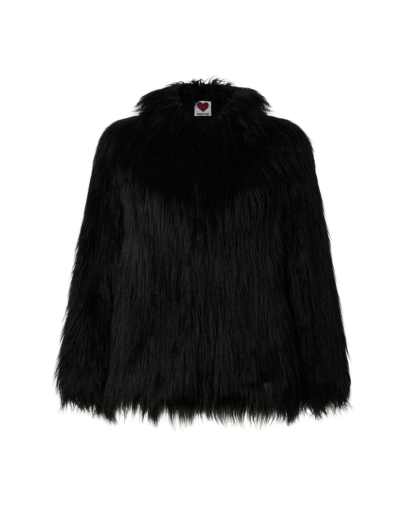 Convertible Cape Coat