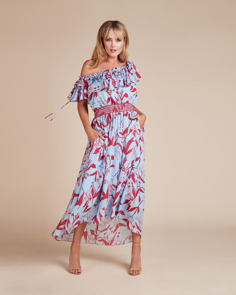 Parrot Tulip Meegan Dress