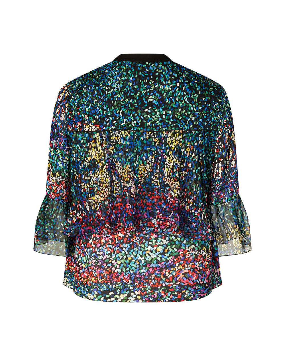 Printed Georgette Milana Top