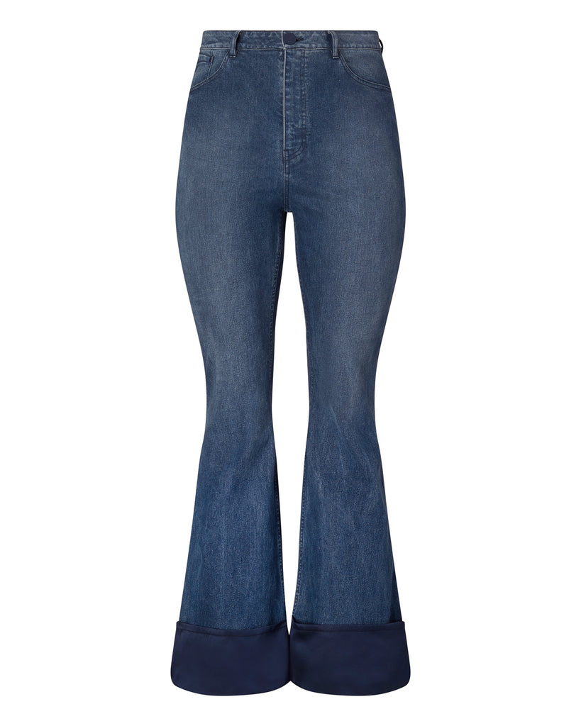 Bell Bottom Denim
