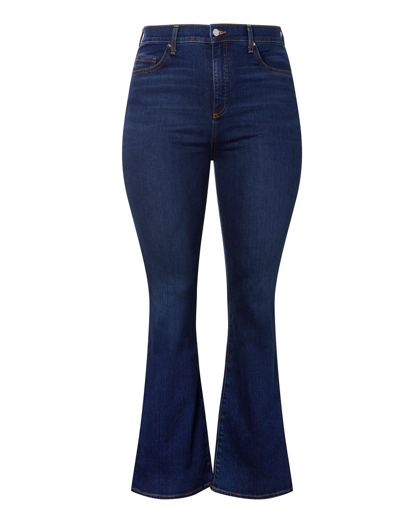 Beverly High Rise Skinny Flare