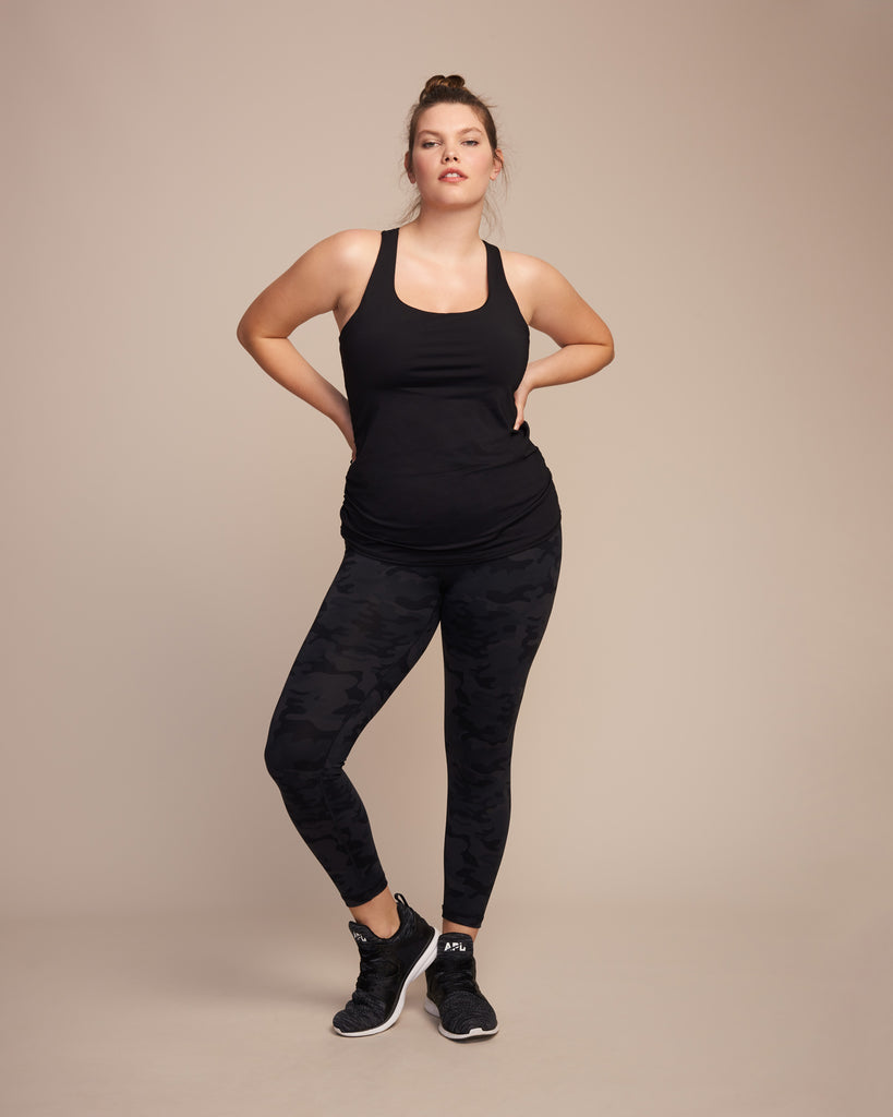 CurV High-Waist Core Legging