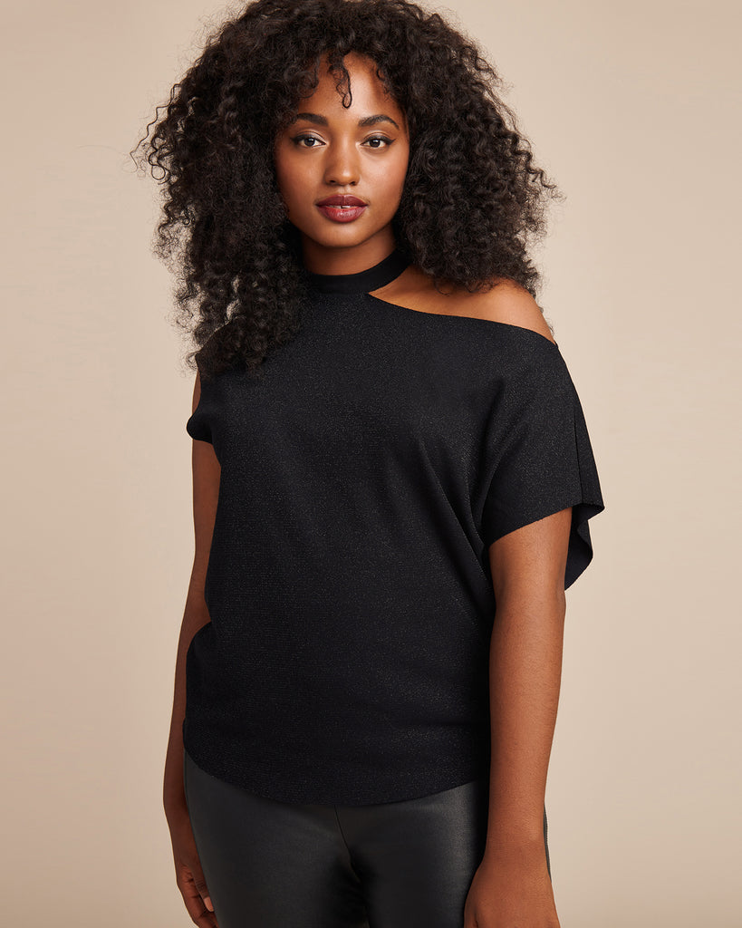Axel Turtleneck Rib Tee