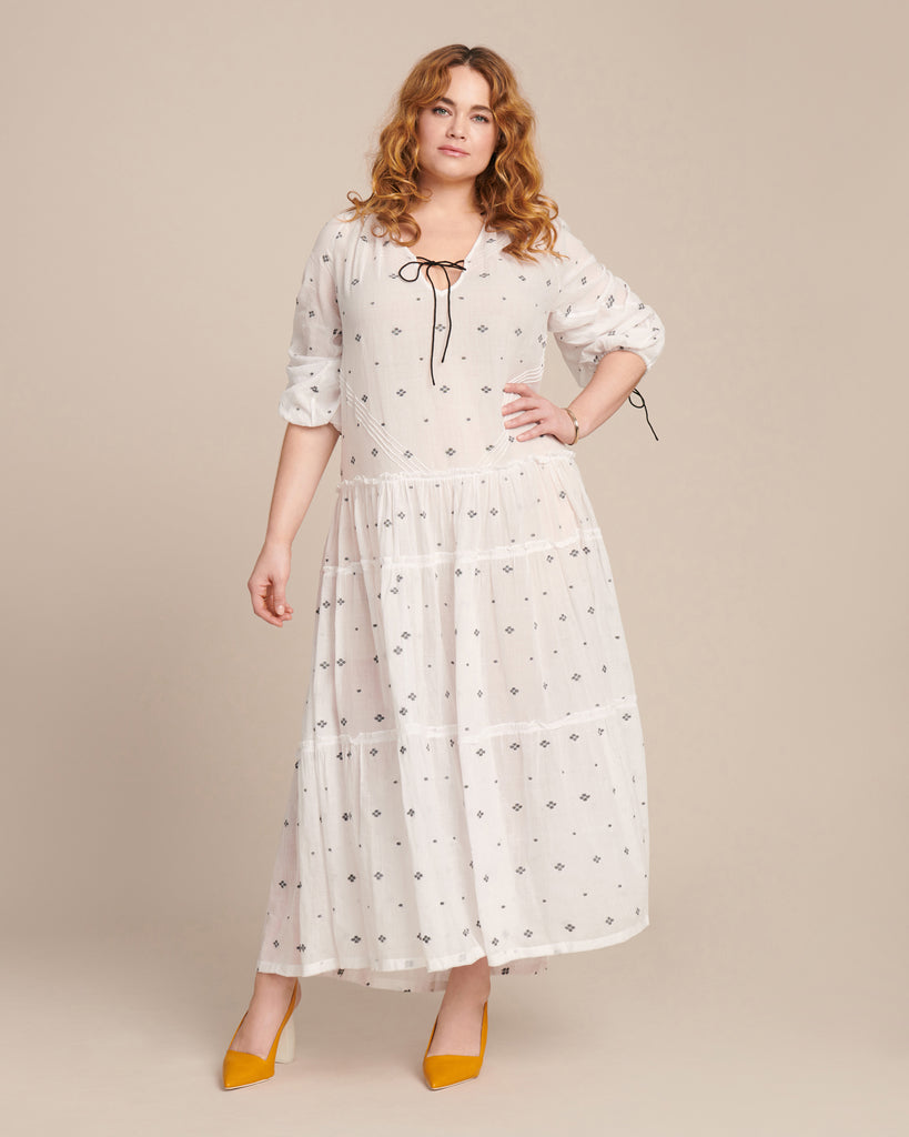 Fay Pintuck Dress