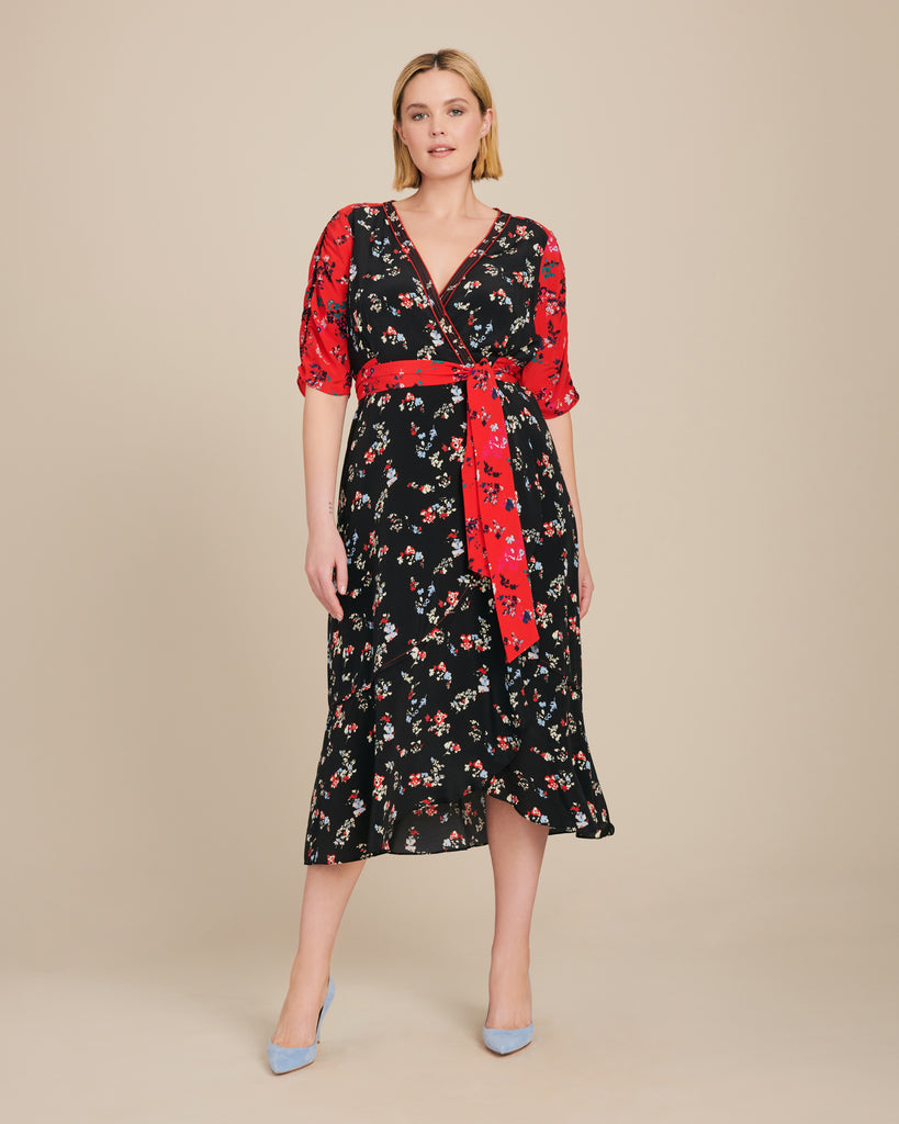 Plus Size Special Occasion Dress Sewing Patterns | Saddha