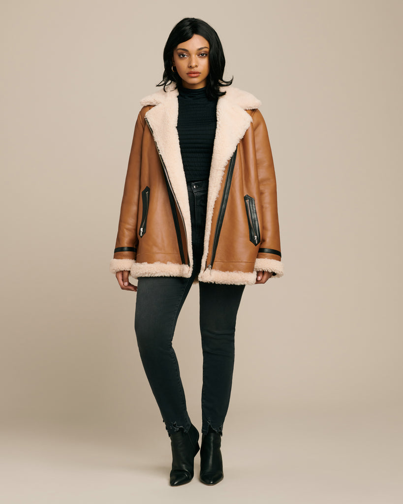 Mesquite Shearling Coat