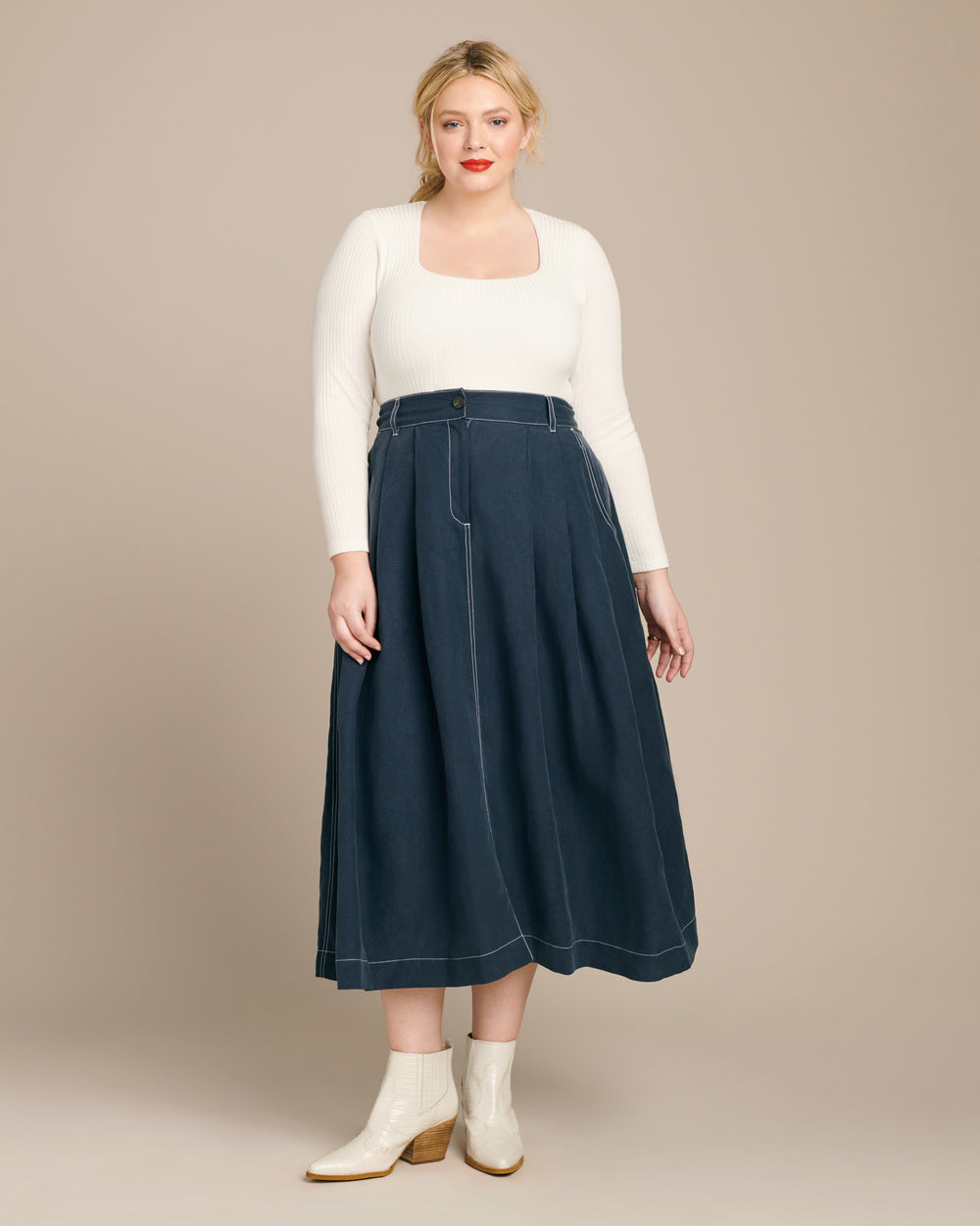 Tulay Skirt