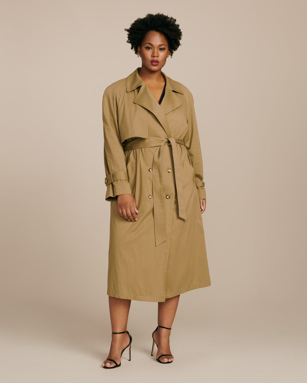 Classic Trench Jacket