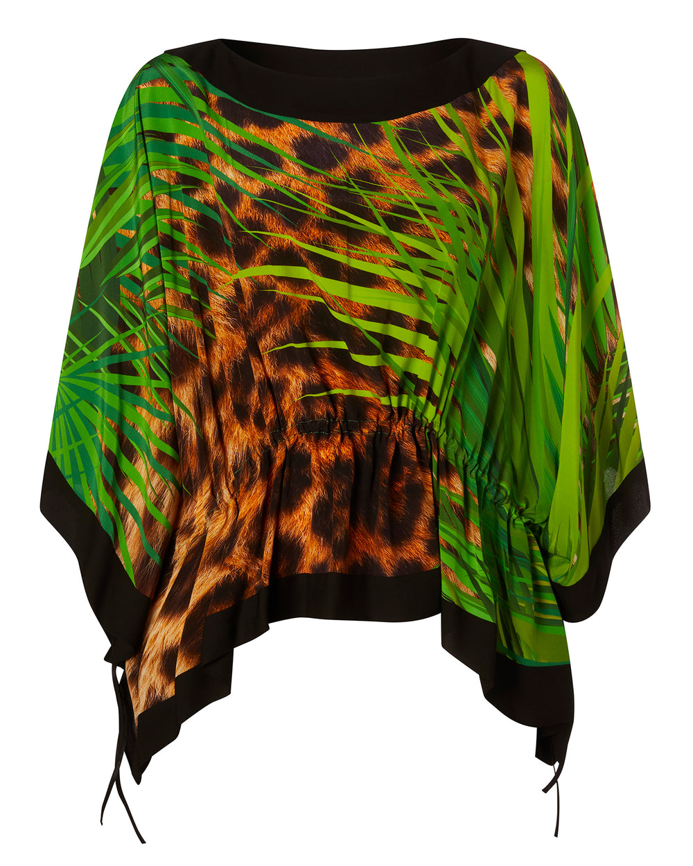 Jungle Print Top