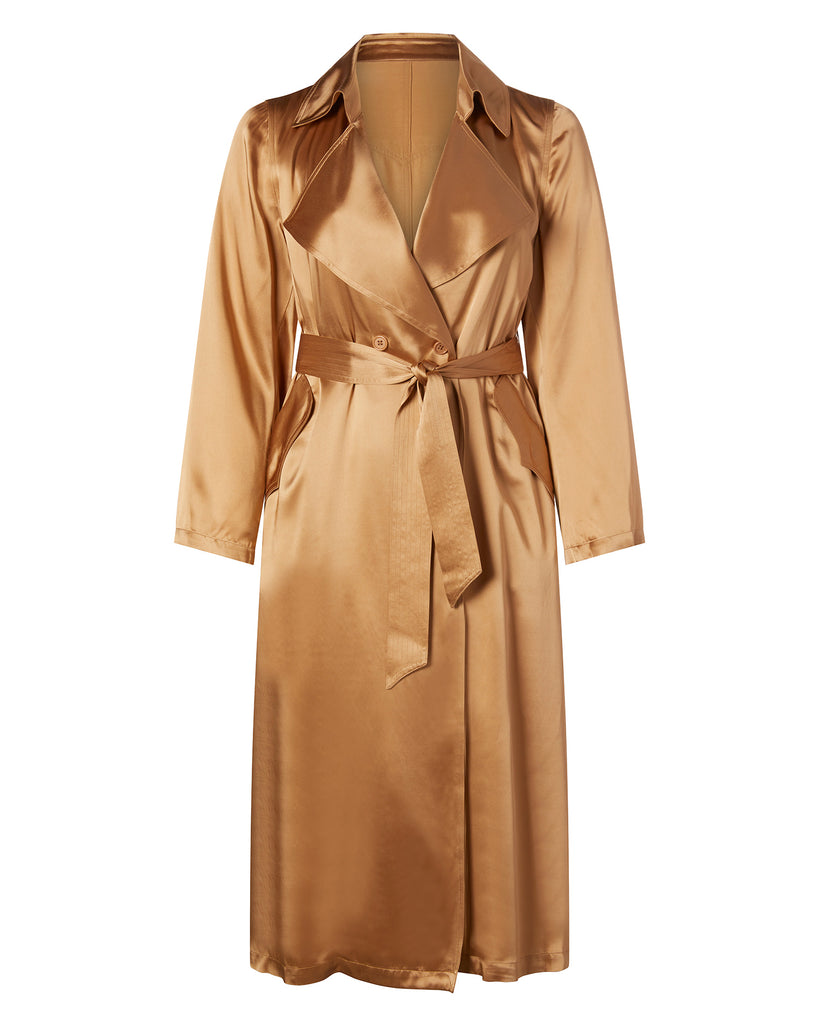 Trench Inspired Robe