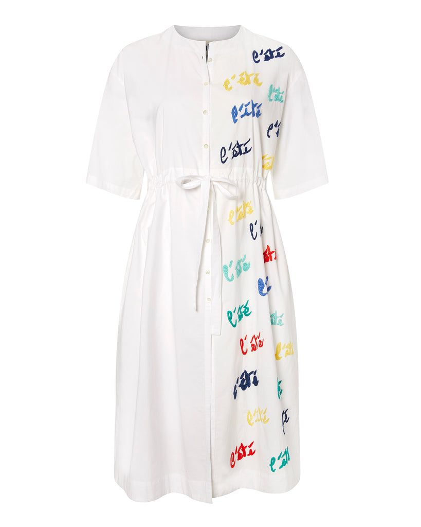 L'été Shirtdress