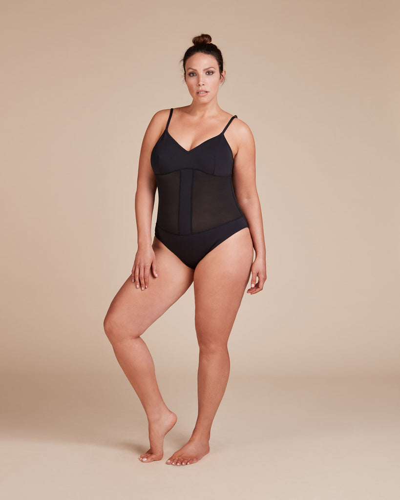 Mesh One Piece Suit