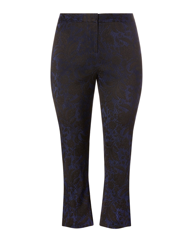Stretch Jacquard Pant