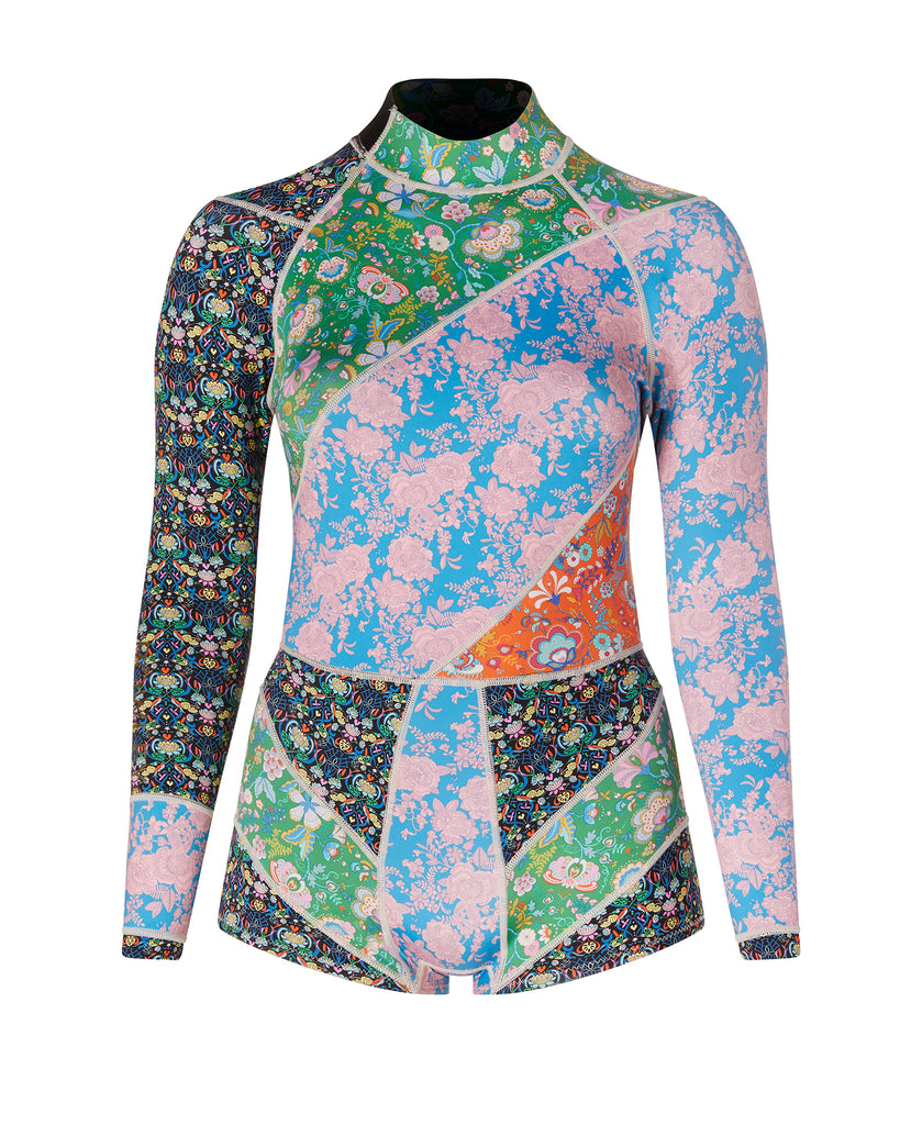 Daybreak Mixed Floral Wetsuit