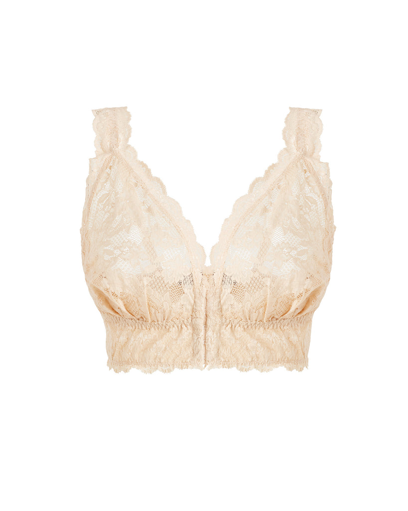 Never Say Never Happie Front Closure Bra