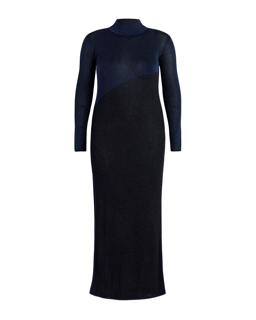 The Mel Lurex Dress