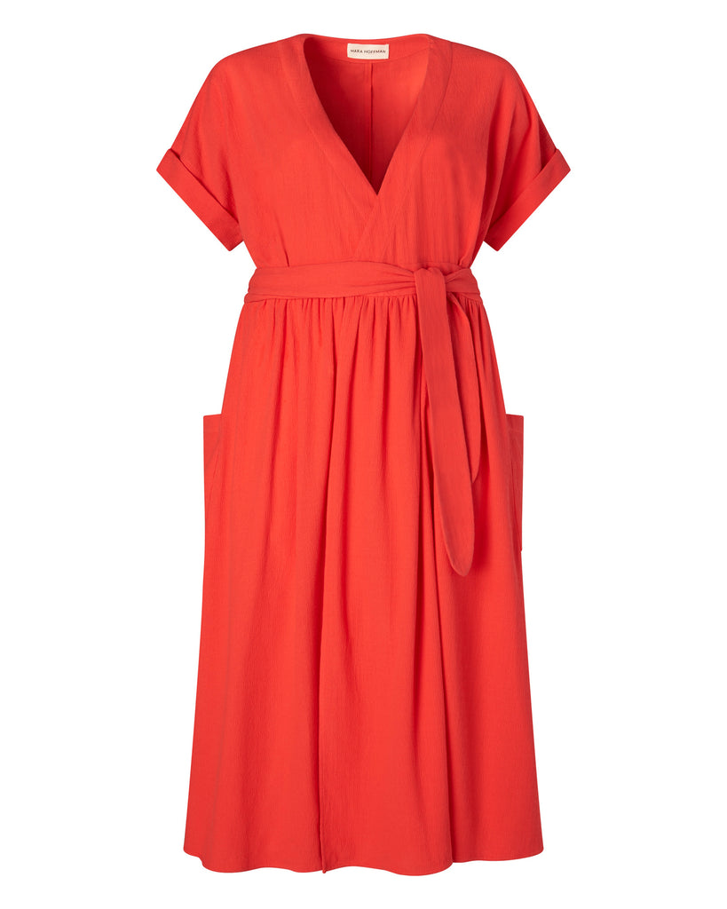 Ingrid Wrap Dress