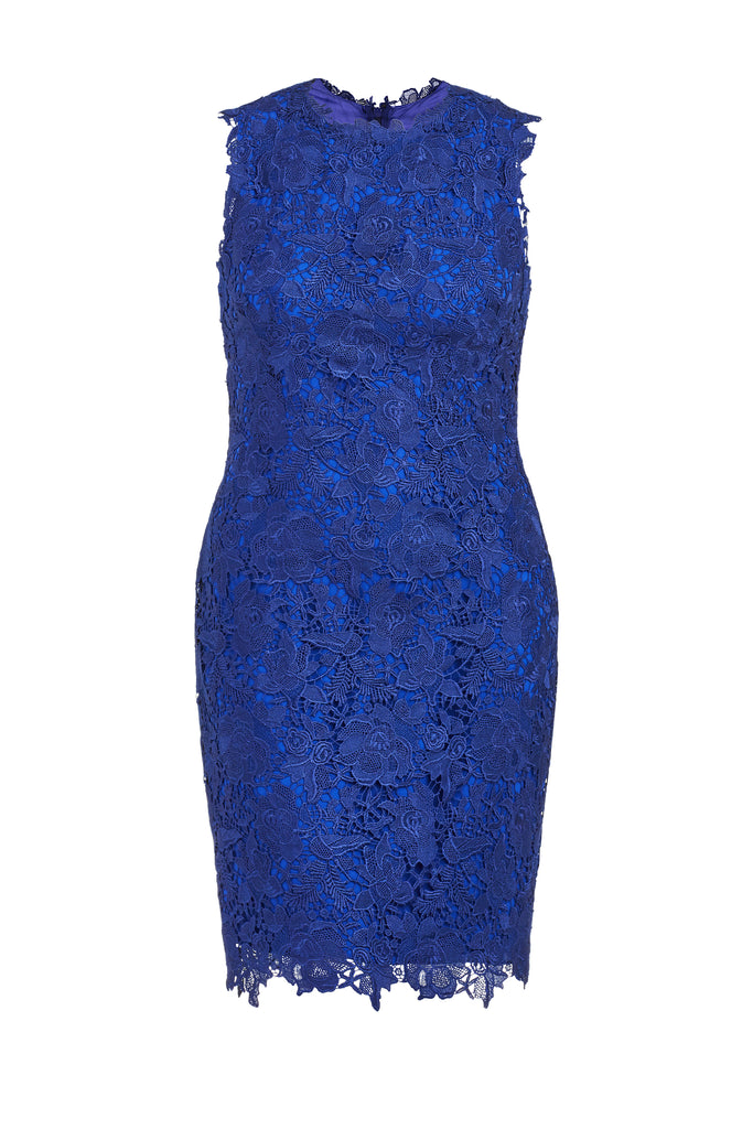 Lace Sheath Dress