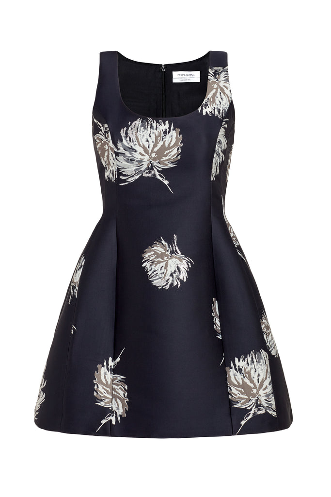 Fit & Flare Floral Party Dress