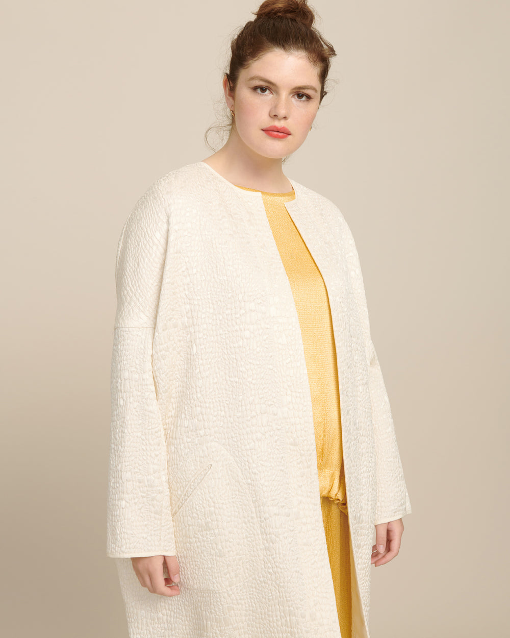 Long Sleeve Koya Coat