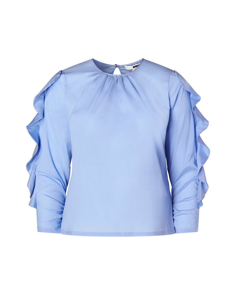 Frilled T
