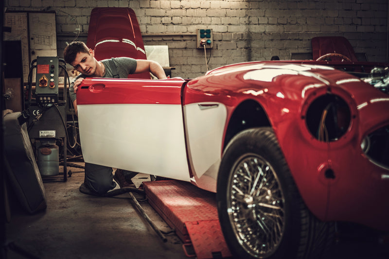 Important Tools You Need To Restore a Classic Car