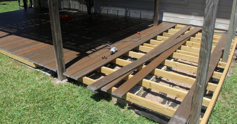 Batten Down the Hatches! Tips for Finding the Right Deck Fastener