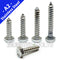 "1/4"" Stainless Steel Hex Lag Bolts / Lag Screws, 18-8 / A2"